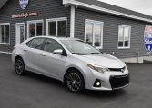 2016 Toyota Corolla S 6spd manual INSPECTED - nlcarshop.com