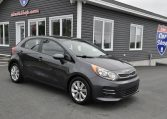 2017 Kia Rio LX+ AUTO low KM hatchback INSPECTED - nlcarshop.com