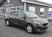 2016 Kia Sedona LX 8 passenger, INSPECTED, financing and warranty available - nlcarshop.com