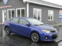 2016 Toyota Corolla S 6spd manual, INSPECTED - nlcarshop.com